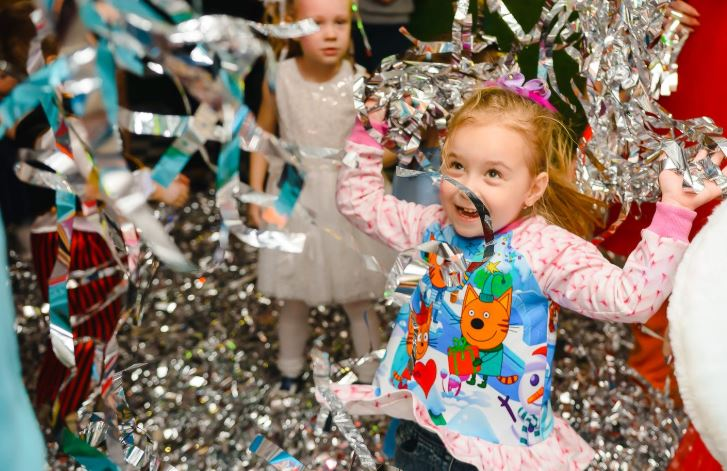 Birthday Party Ideas by Age