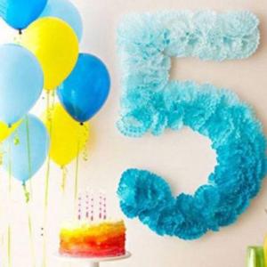 5th Birthday Party Ideas for Boy