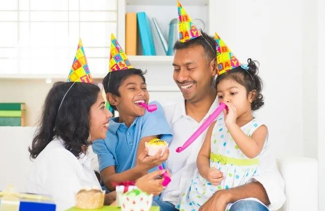 Birthday party ideas for Parents